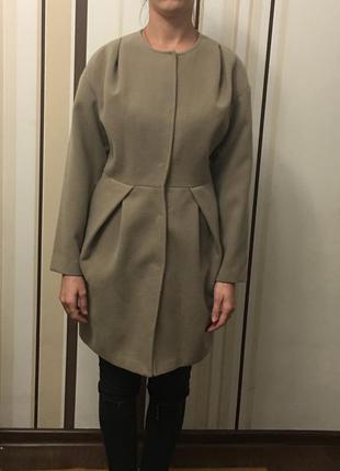 Дизайнерское пальто от  kira plastinina