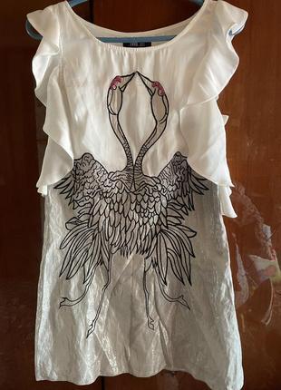 Anna sui шёлковое платье 🔥🔥