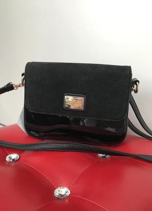 Кожаная сумка сумочка кроссбоди сумка на плечо🔥🔥