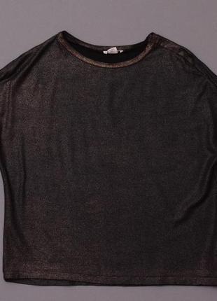 Распродажа - все по 40 грн!футболка river island размер 10 лет / 140 см черная
