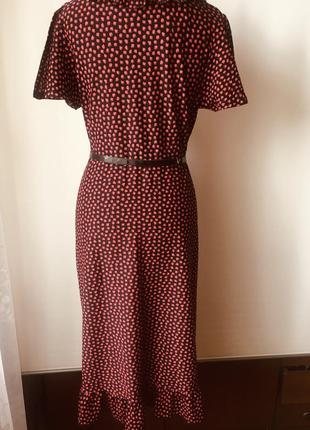 Красивое платье в винтажном стиле2 фото