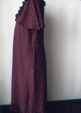Красивое платье в винтажном стиле6 фото