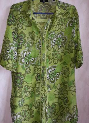Очень приятная туника-рубашка