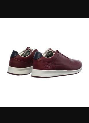 Кожаные оригинальные кроссовки модель