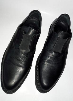 Asos мужские туфли лоферы из натуральной кожи 41—42  размер2 фото