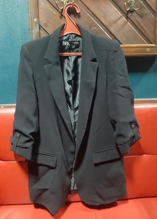 Пиджак жакет френч кофта накидка