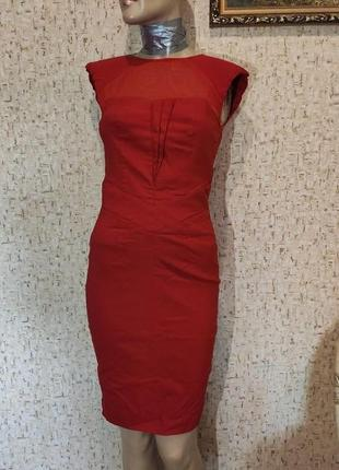Стильное платье 44 размер