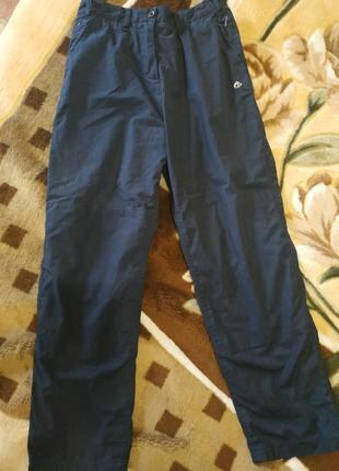 Теплые брюки на флисе s-m crshoppers