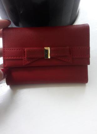 Стильный кошелек в небольшую сумочку