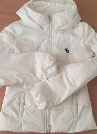 Куртка оригинал abercrombie, размер с-хс.