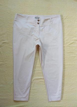Легкие коттоновые штаны брюки h&m, 16 размер.