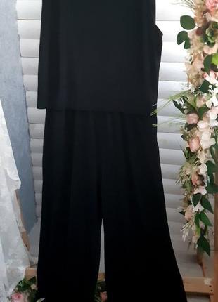 Макси комбинезон / широкие штанины