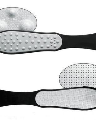 Пилка терка лазерная для ног