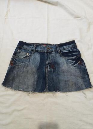 Стрейчевая юбка.(5468)