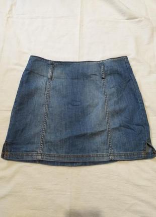 Стрейчевая юбка.(5469)