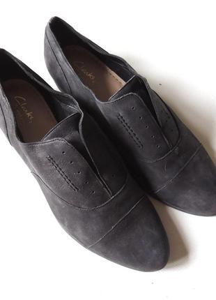 Лофферы туфли кожаные
