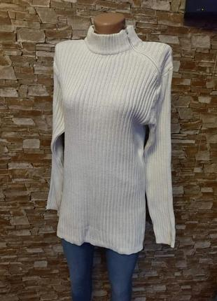 Турецкий, удлиненный, женский свитер, свитерок, полувер, туника