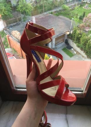 Jimmy choo новые оригинальные туфли