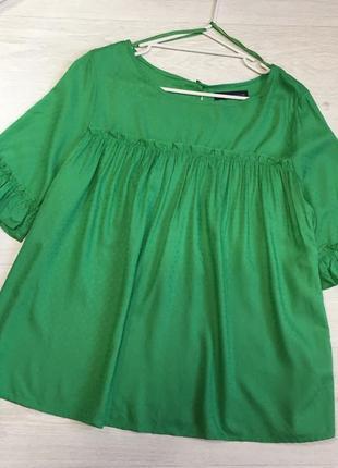 Блуза marks&spencer віскоза