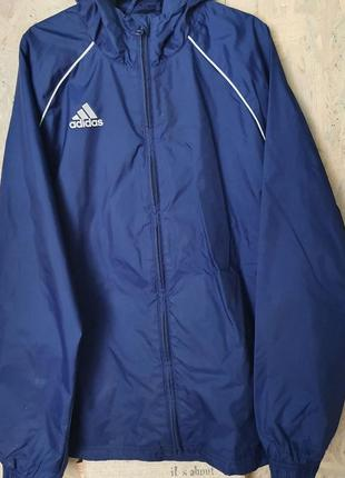 Ветровка тренировочная adidas ор-л 11-12л.