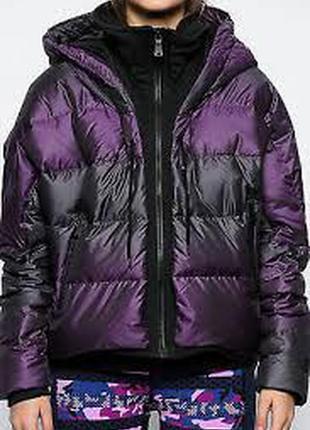 Пуховик nike nike uptown 550 cocoon jacket
