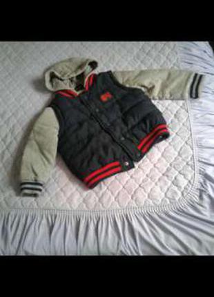 Куртка -жилет демисезонная