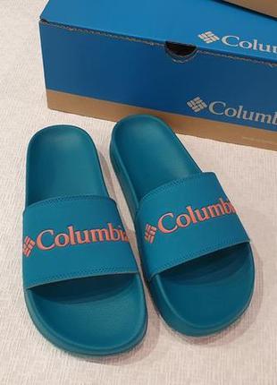 Columbia женские шлепанцы сланцы. оригинал