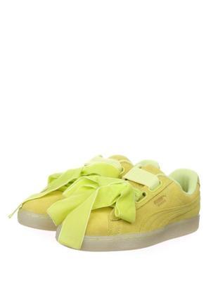 Новые женские кроссовки puma оригинал натуральная замша размер 39
