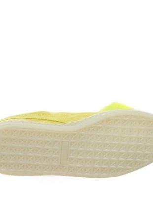 Новые женские кроссовки puma оригинал натуральная замша размер 394 фото