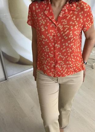Шифоновая блуза - супер качество и фасон