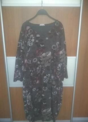 Итальянское платье бохо