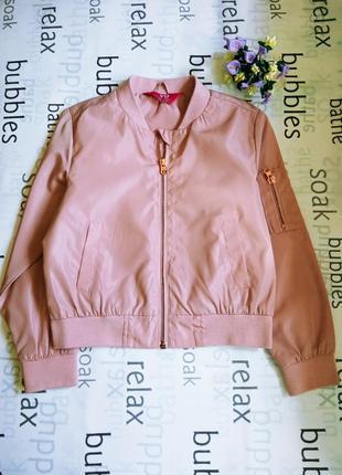 Куртка, ветровка, бомбер 7-8 лет