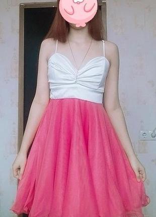 Шикарное вечернее платье на выпускной