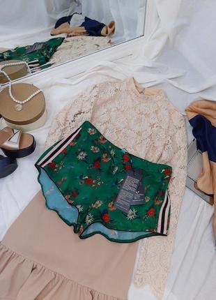 Пижамные шорты/ домашние шорты
