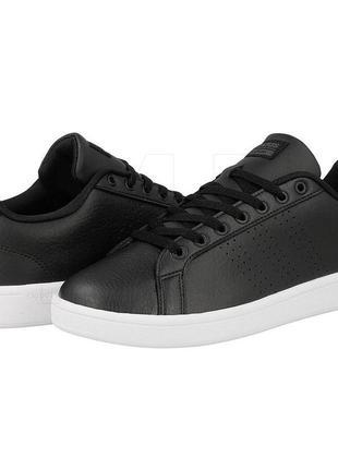 Кроссовки adidas neo aw3915 оригинал р. 40 25,5 черные