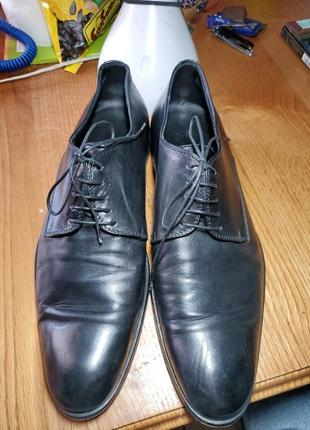 Туфли мужские  40-41 boss