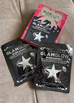 Glamglow очищающая маска пена, оригинал
