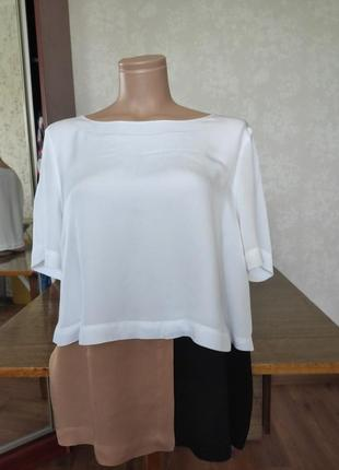 Многослойная блуза