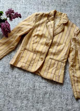 Пиджак hirsch размер 44