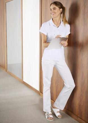 Esmara белые джинсы