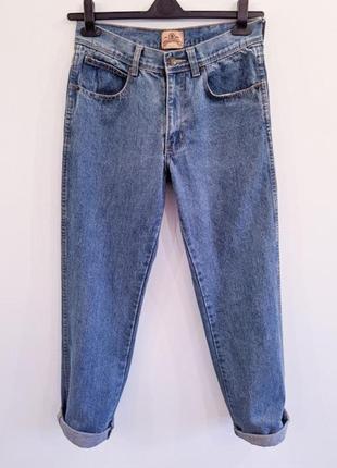 Джинсы mom ,мом джинсы hutson harbour , джинсы с высокой посадкой