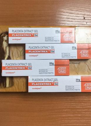 Placentrex gel  (плацентрекс гель) для омоложения кожи, 20 г albert david