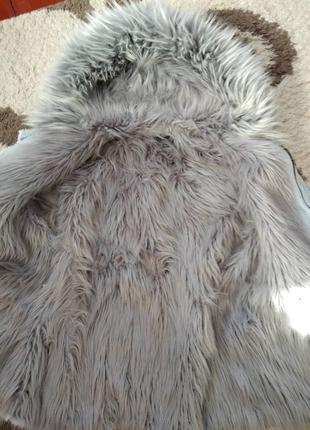 Супер стильная джинсовая курточка парка4 фото