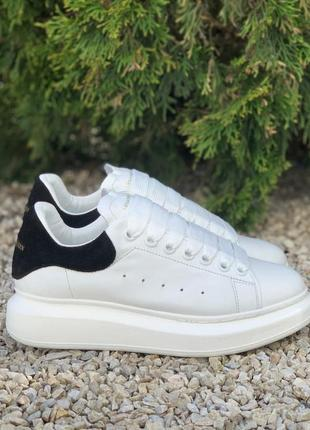 Alexander mcqueen кеды кроссовки кеди кросівки жіночі