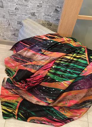 Разноцветное парео платок (бесплатная доставка)