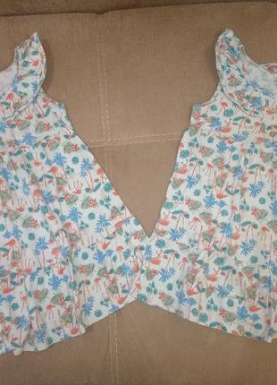 Плаття для двійняток дівчаток літні gee jay 2-4