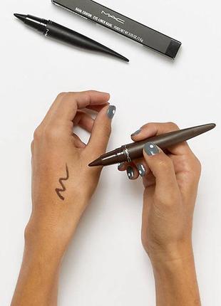 Устойчивый карандаш для глаз m.a.c kajal crayon оттенок marsala1.6g