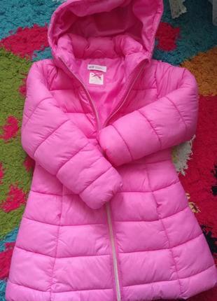 Куртка пальтишко h&m деми