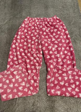 Тёплые мягкие штанишки