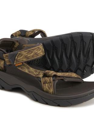 Универсальные сандали teva terra fi 5 universal hiking sandals  оригинал сша